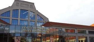 München: 9.9.2018 Oldtimer- und Zündapp-Treffen vor dem Verkehrszentrum