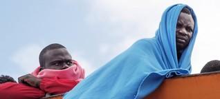 Pro Flüchtling: Warum es keine neue Bezeichnung für Menschen auf der Flucht braucht