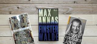 GALORE.de | Kultur | Literatur | Bücher der Woche - Max Annas * Lisa Halliday * Oliver Domzalski