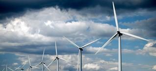 Rekordergebnis für Erneuerbare Energien