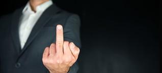 """Gehören Beleidigungen heute zum """"guten Ton""""?"""