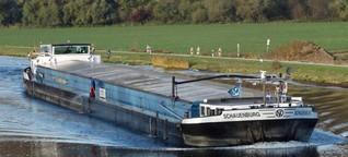 Ahoi! Frachtschiff trägt den Namen der Gemeinde Schauenburg