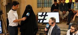 """""""Shababtalk""""-Moderator: Warum Jaafar Abdul Karim auch mit Rassisten redet"""