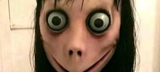 """Der Grusel endet nicht! Horror-Puppe """"Momo"""" geistert jetzt als Kettenbrief durch WhatsApp"""