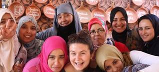 Frauenselbsthilfe-Projekt in Marokko: Die ledigen Mütter von Marrakesch