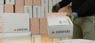 Zehn Jahre Zalando: Der Online-Gigant in der Schweiz