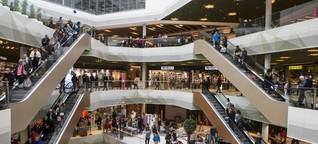 Wie sich Shopping-Center gegen den Untergang stemmen können
