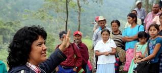 Wer ließ die Umweltaktivistin Berta Cáceres in Honduras ermorden?