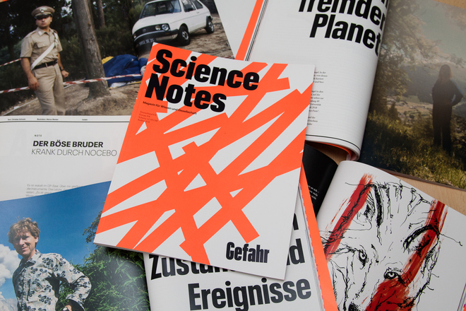 Science Notes #2: Thema Gefahr
