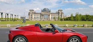 Elektro-Autos: So viel deutsche Technologie steckt in Tesla