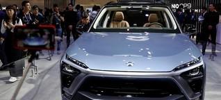 Elektromobilität: Gerüchte um Börsengang - Chinesisches Start-up Nio will an die Wall Street