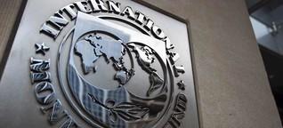 Das Comeback des IWF in Afrika | DW | 14.09.2018