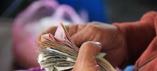 Pflegekosten: Wer zahlt die Zeche?