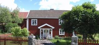 Astrid-Lindgren-Kulthaus in Schweden - Bullerbü steht zum Verkauf!
