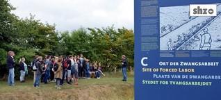 Besuch im KZ Ladelund: Was vom Grauen übrig blieb
