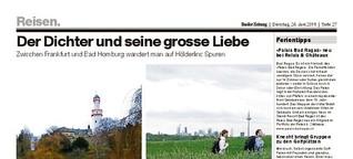 Hölderlin: Der Dichter und seine große Liebe