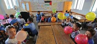 Die Erpressung der Palästinenser