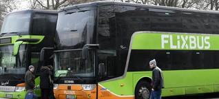 Flixbus testet Elektrobusse