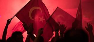 """""""So bald wie möglich meinen türkischen Pass abgeben"""""""