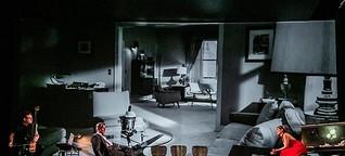 Golden House - Thomas Krupas wahnwitzige Uraufführung von Salman Rushdies jüngstem Roman am Theater Erlangen
