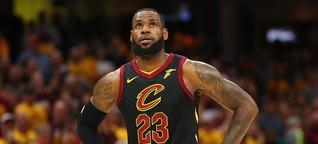 LeBron James: Wer ist denn nun der beste Basketballer aller Zeiten?