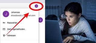 Wenn ihr nicht aufpasst, schickt ihr Google jetzt euren Browser-Verlauf