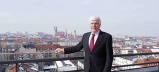 """DPMA-Vizepräsident Günther Schmitz: """"München ist die Patenthauptstadt"""""""
