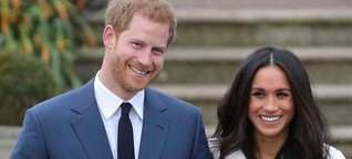 Meghan Markle and Prince Harry Expecting Their First Child