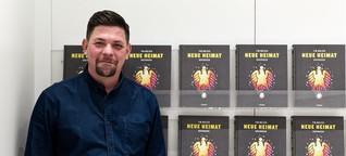 """Interview: Starkoch Tim Mälzer präsentiert sein neues Kochbuch """"neue Heimat""""// 14.10.2018"""
