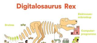 Digitalosaurus Rex - ZEIT LEO