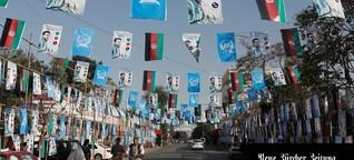 Für einen Parlamentssitz in Afghanistan braucht es viel Dollars