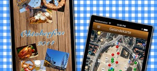 Oktoberfest apps you didn't know you needed | DW | 17.09.2014