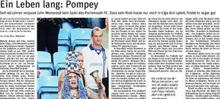 Ein Leben lang: Pompey (Neues Deutschland)