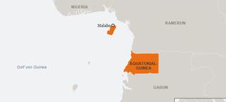 Äquatorialguinea: Putschversuch mit vielen Fragen | DW | 09.01.2018