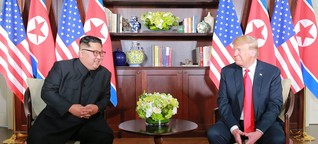 Das sagt die Welt zu Trump und Kim | detektor.fm | 13.06.2018