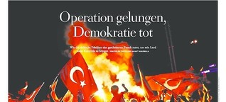 Operation gelungen, Demokratie tot