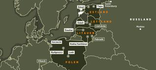 Nato: Aufrüsten gegen Russland