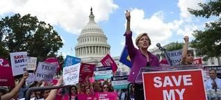 Keine Punkte gegen Trump: Amerikas Demokraten in der Krise