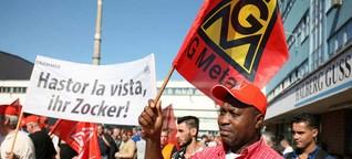 Halberg Guss in Leipzig: Wird jetzt die Produktion gestoppt?