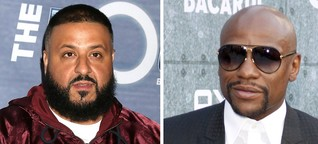 Floyd Mayweather und DJ Khaled in ICO-Betrugsvorwürfe verstrickt