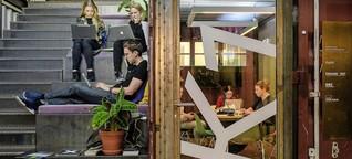 Blick ins Büro: So arbeiten Schweizer im Coworking