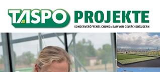 TASPO Projekte: Innovationen in Forschung, Produktion und Verkauf