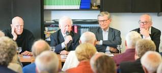 Gründerstudenten der Ruhr-Uni erinnern an 68er-Bewegung