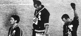 50 Jahre Black Power bei Olympia: Der unbekannte Dritte