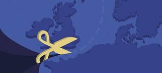 1, 2 oder 3 - Brexit-Chance vorbei!