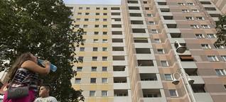 Schwalbach: Zu Fuß in den 12. Stock