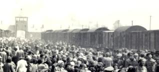 KZ-Überlebender spricht am Gedenktag über Auschwitz