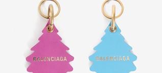 Schweizer Autoerfrischer Wunderbaum verklagt Balenciaga
