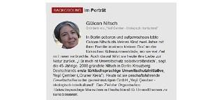 Im Porträt Gülcan Nitsch