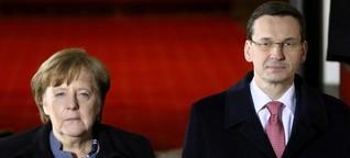Für eine Kanzlerin auf Abruf wird es in Warschau ungemütlich